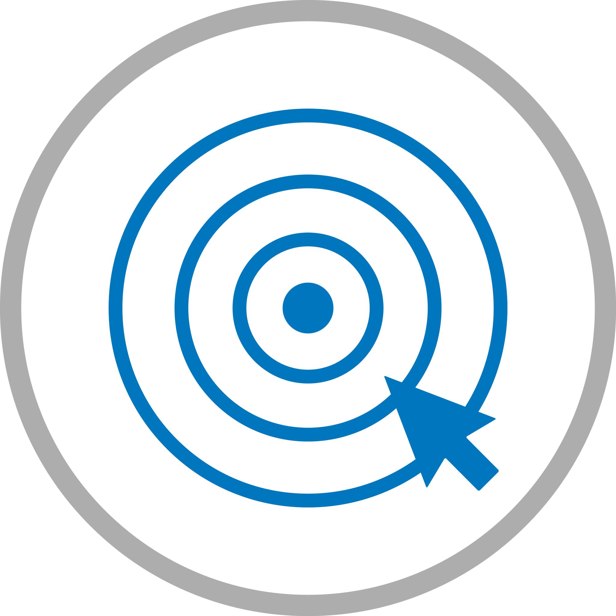 EMI target icon