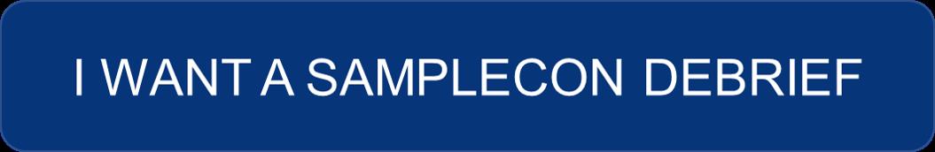 Request a SampleCon Debrief