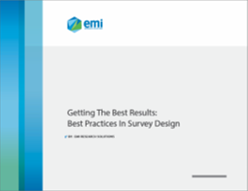 Best Practices in Survey Design eBook