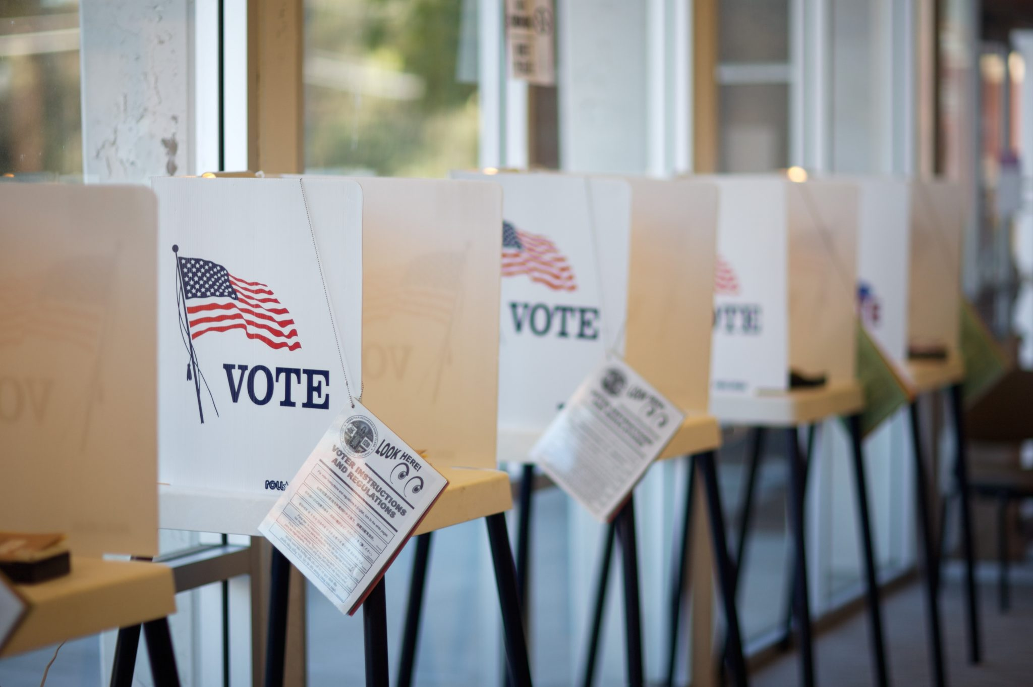 2018 Primaries – Polling First Test Since 2016