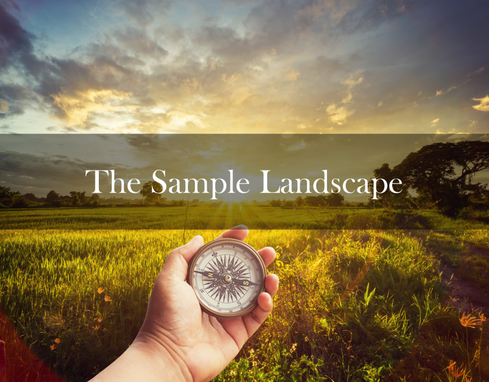 The Sample Landscape
