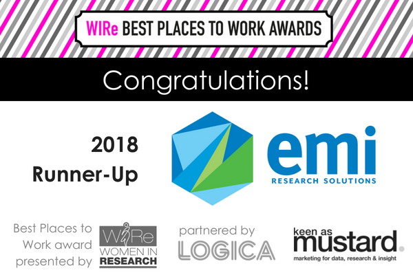 EMi Best Places To Work Badge