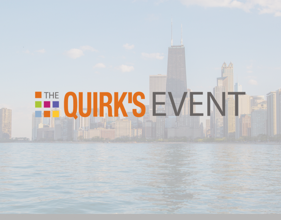 Quirk's Event Chicago