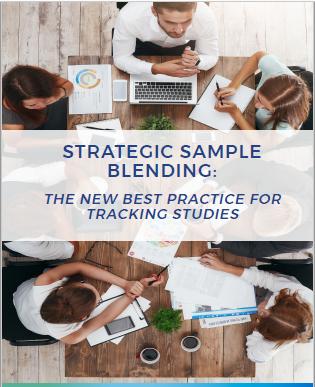 Strategic Sample Blending Title Page